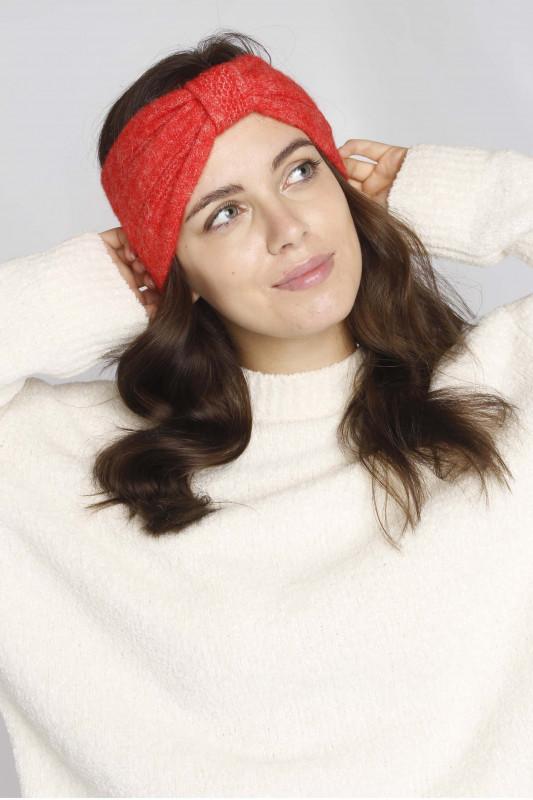 """SAMSOE & SAMSOE Damen Stirnband - """"Nor headband col.7355 fiery"""""""