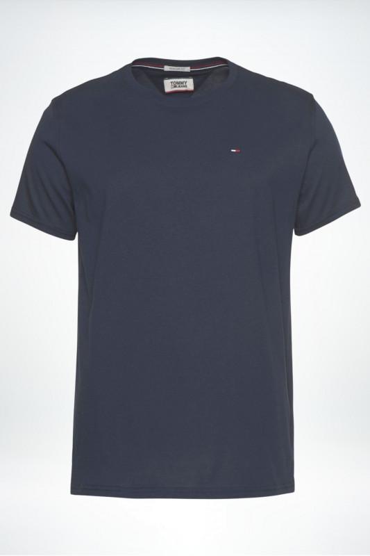 "TOMMY HILFIGER Herren T-Shirt - ""Original Jersey Tee blk iris"""