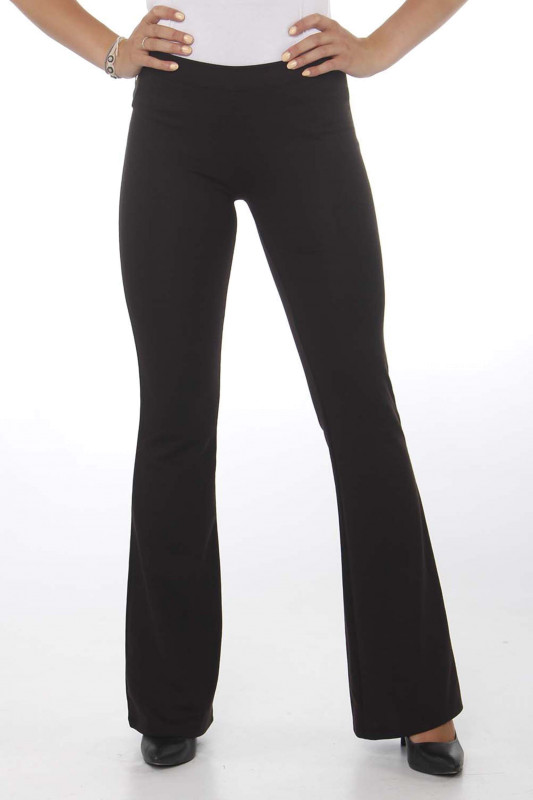 """Only Damen Hose - """"Fever flaired pant black"""""""