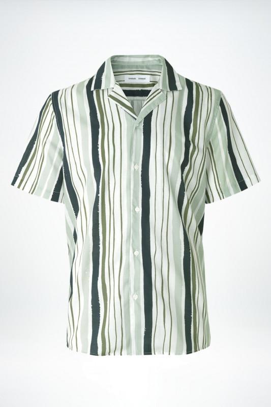 "Samsoe & Samsoe Herren Hemd - ""Einar SX shirt aop col.11515"""