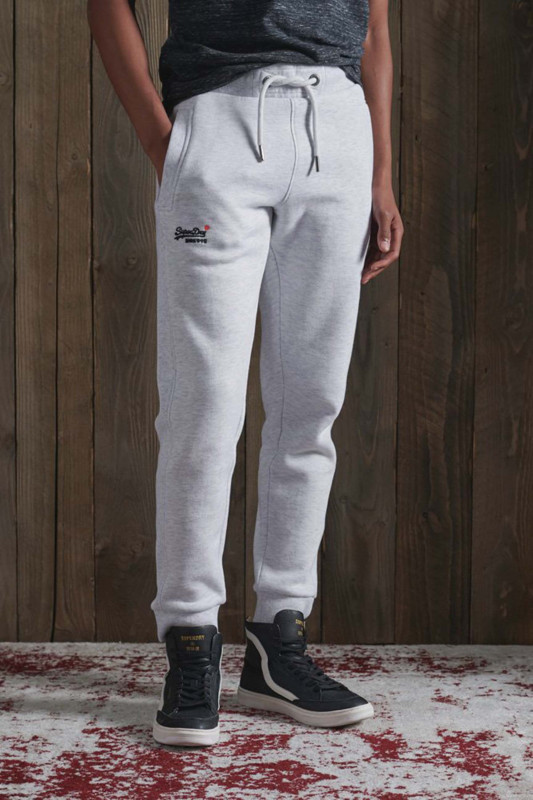 "Superdry Herren Jogger - ""Orange Label Claasic Jogger NS ice marl"""