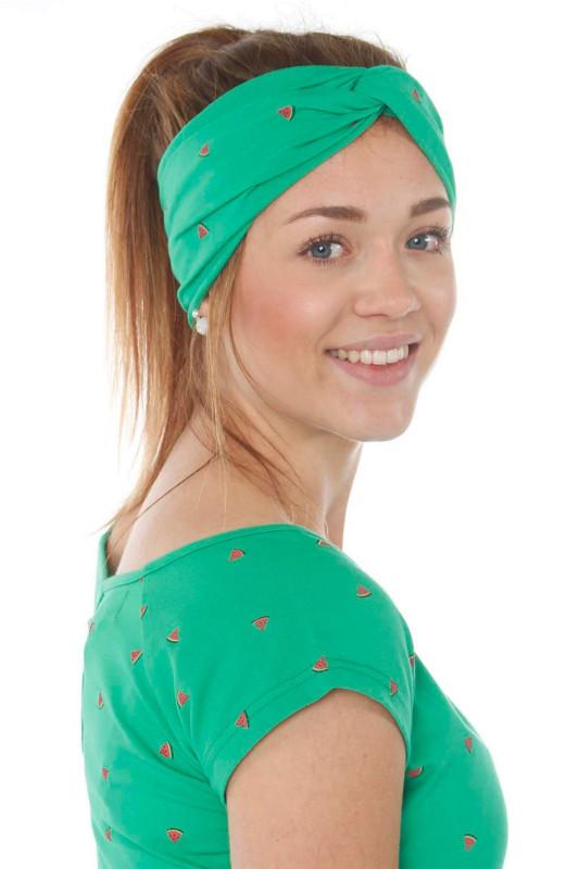 "Strange Damen Stirnband - ""Headband Summer green / melons"""