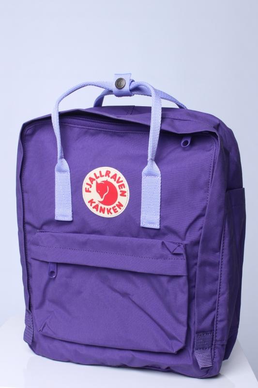 "FJÄLLRÄVEN Unisex Rucksack - ""Kanken purple violet"""