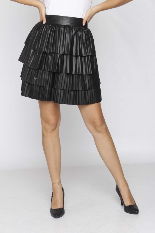 """GUESS Damen Rock - """"Paloma Skirt jet black A996"""""""