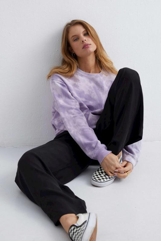 """Catwalk Junkie Damen Sweatshirt - """"SW Amaze lavender Mist"""""""