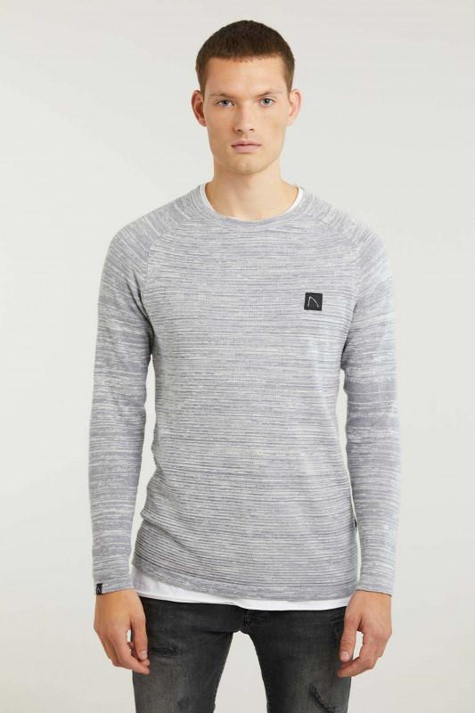"""CHASIN' Herren Sweater - """"Eddy knitwear off white"""""""