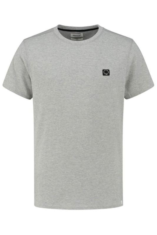 """CIRCLE OF TRUST Herren T-Shirt - """"Jake Tee grey melange"""""""