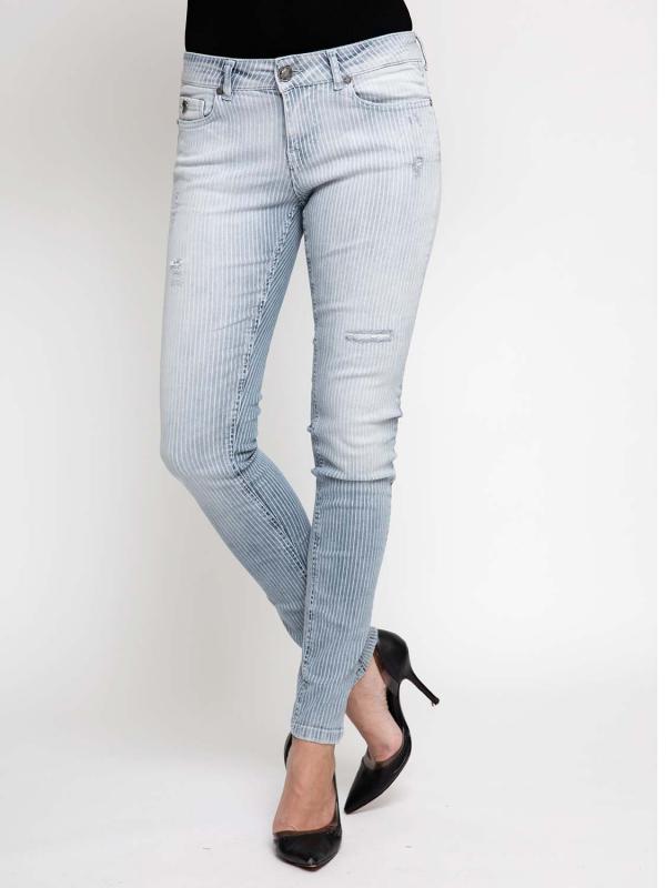 "Zhrill Damen Jeans - ""Daffy blue W7387"""
