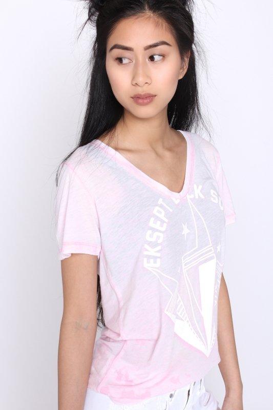 55ddb36d5dd72d EKSEPT Damen T-Shirt -