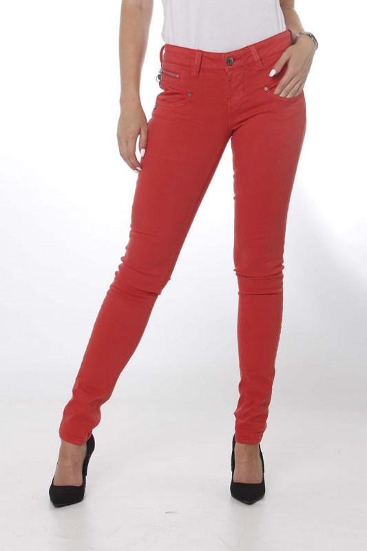 "FREEMAN T. PORTER Damen Jeans - ""Alexa Slim New magic high risk"""