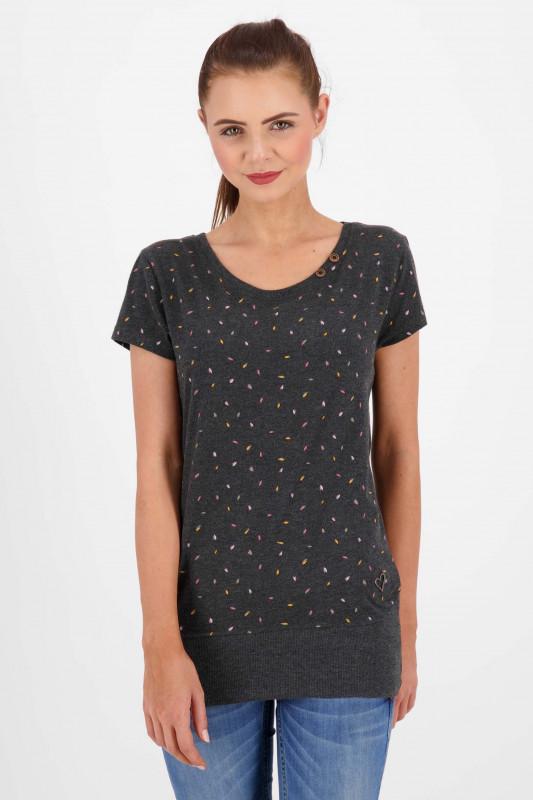 "ALIFE AND KICKIN Damen T-Shirt - ""CocoAK T-Shirt moonless"""