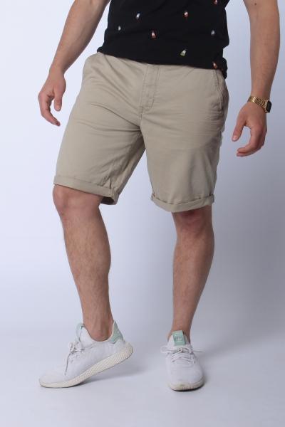 "CHASIN' Herren Shorts - ""TRIGGER.S BROS beige"""