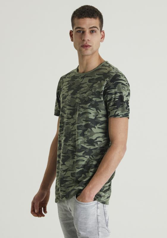"Chasin Herren T-Shirt - ""Evans shirt lt.green"""