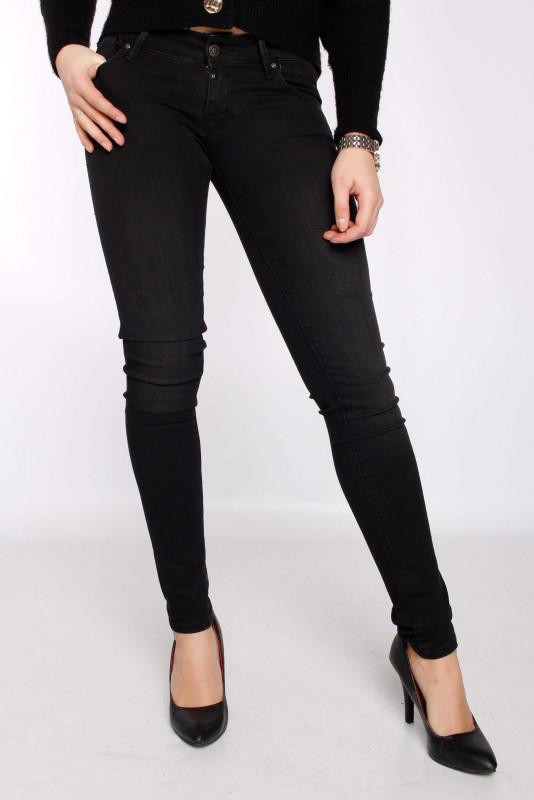 """CUP OF JOE Damen Jeans - """"Gina Denim black vintage"""""""