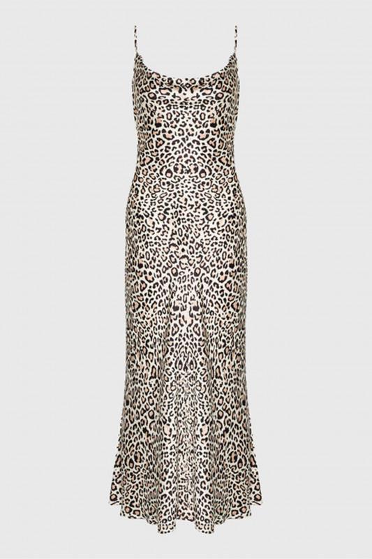 "GUESS Damen Kleid - ""New Akilina Dress classic leo"""