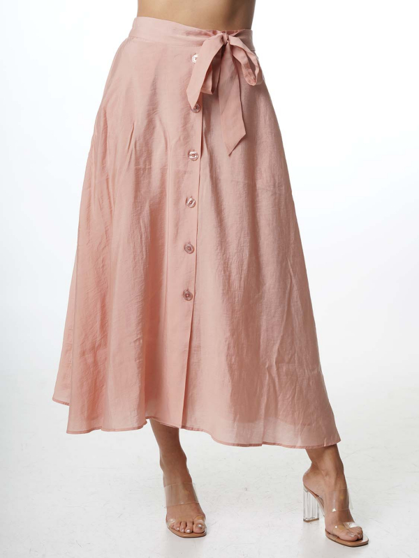"Samsoe & Samsoe Damen Rock - ""Ena p Skirt m.rose col.11465"""