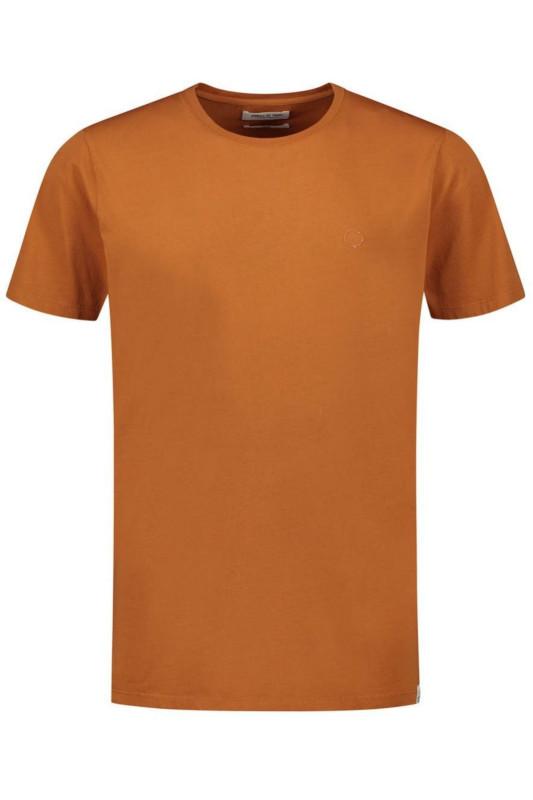 "CIRCLE OF TRUST Herren T-Shirt - ""Pelle Tee dark sunset"""