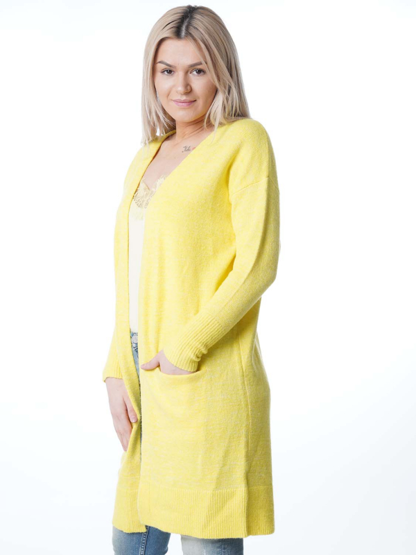 "Circle of Trust Damen Cardigan - ""Julia cardigan yellow sun"""