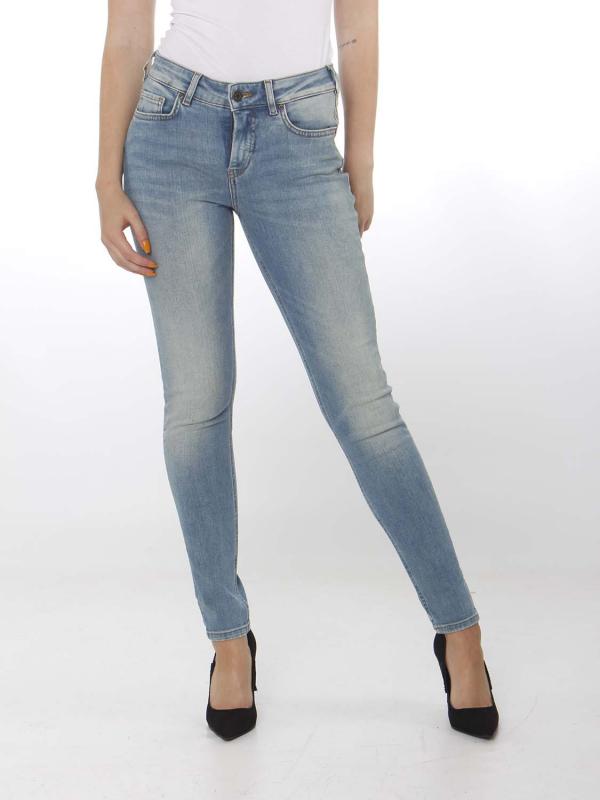 "MAISON & SCOTCH Damen Jeans - ""La Bohemienne sun treasure"""