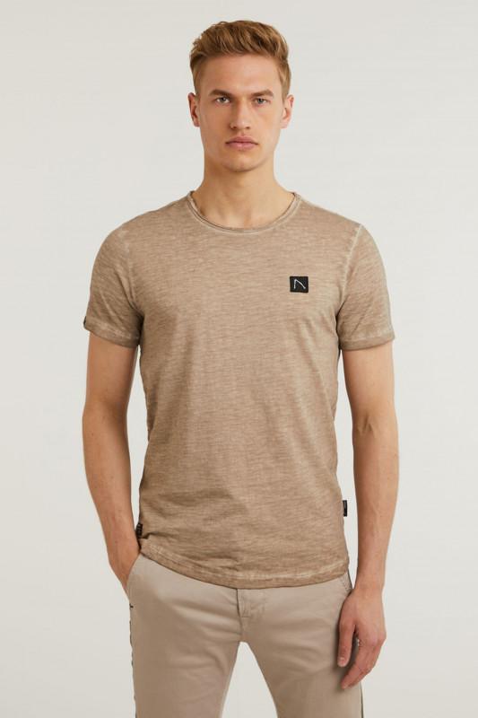 "CHASIN Herren T-Shirt - ""Deanefield T-Shirt beige"""