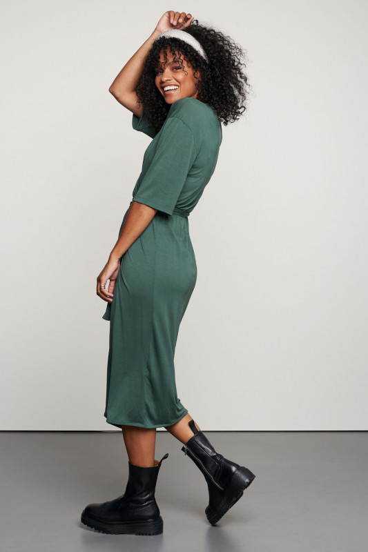 "Catwalk Junkie Damen Kleid ""DR Marley jungle green"""
