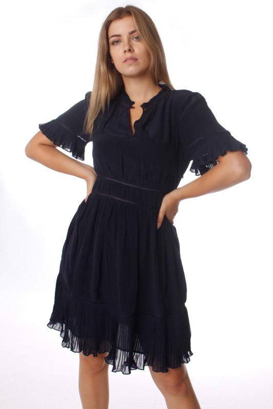 "MAISON SCOTCH Damen Kleid - ""Fem Viscose Dress night"""