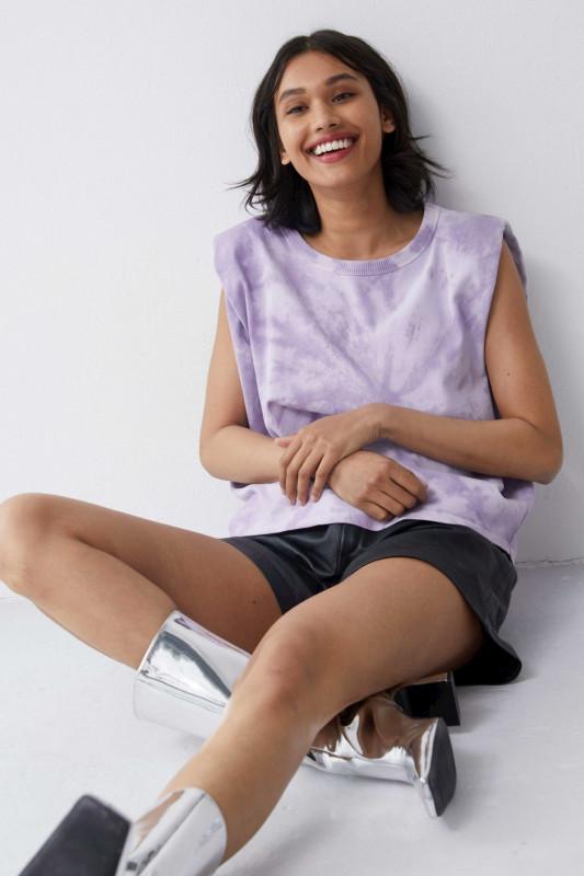 "CATWALK JUNKIE Damen T-Shirt - ""SL Amaze lavender mist"""
