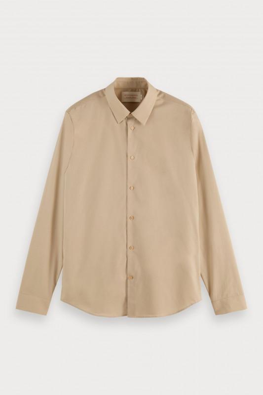 "SCOTCH & SODA Herren Hemd ""Classic Cotton Elastane Shirt"""