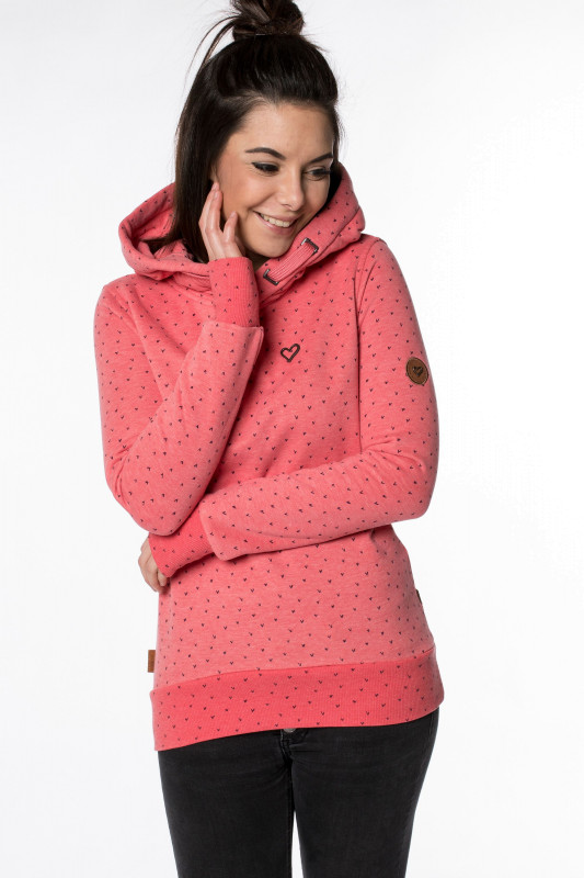 "ALIFE AND KICKIN Damen Sweatshirt - ""SarinaAK coral"""