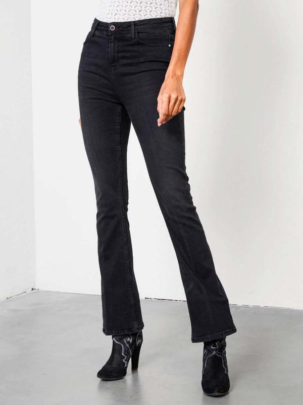 "PETROL Damen Jeans - ""Harmony black"""