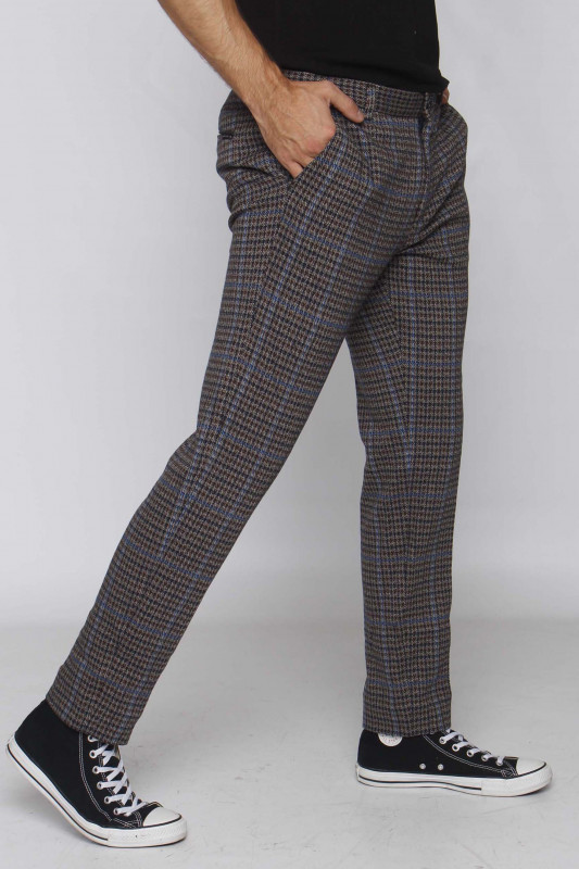 "SCOTCH & SODA Herren Hose - ""Mott Classic knitted check"""