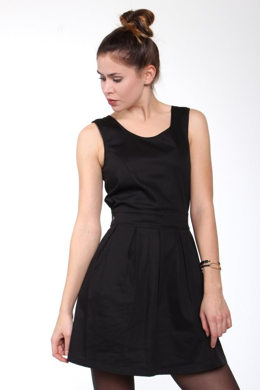 "STRANGE Damen Kleid - ""HENRIETTE black"""