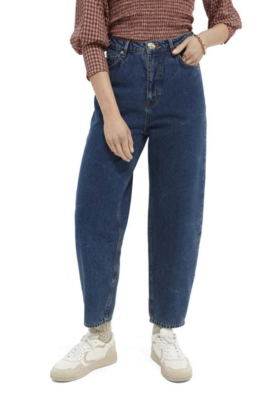 """SCOTCH & SODA Damen Jeans - """"High Rise Ballon Leg magic dus"""""""