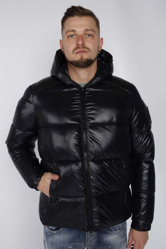 "SAVE THE DUCK Herren Jacke - ""LUCK9 black"""