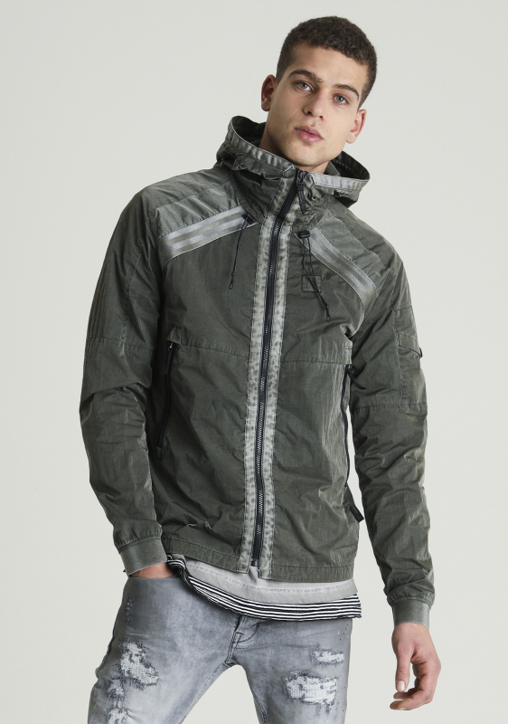 "Chasin Herren Jacke - ""Ortega GD Jacks green"""