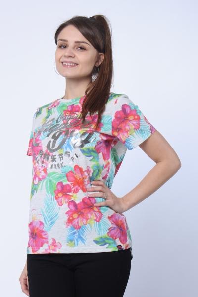 new concept bda63 986a1 SUPERDRY Damen T-Shirt -