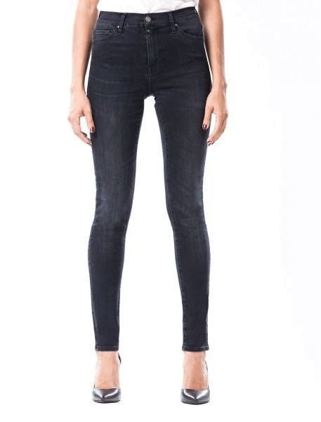 "CUP OF JOE Damen Jeans - ""Sophia Denim Black Vintage"""