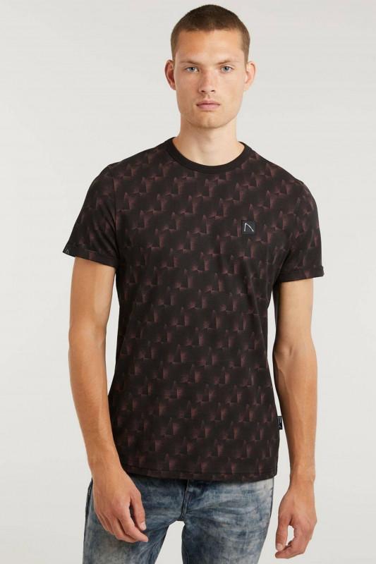 "CHASIN' Herren T-Shirt - ""OXIDE red"""