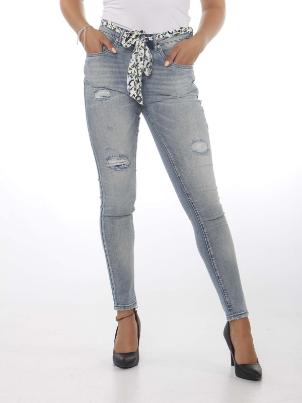 "Circle of Trust Damen Jeans - ""Cooper blue stone"""