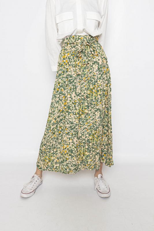 "MINUS Damen Rock - ""MONJA Skirt camouflage print"""