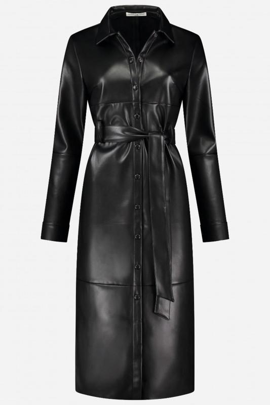 "CIRCLE OF TRUST Damen Kleid - ""Nova Dress black"""