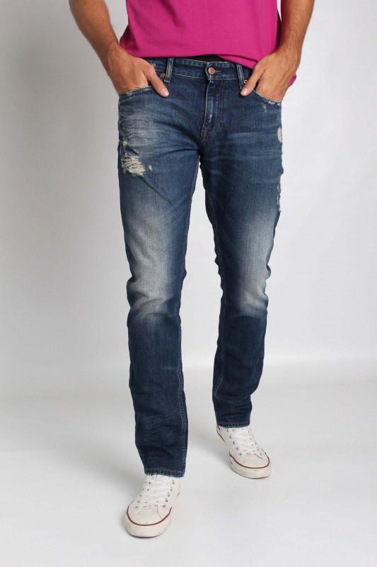 """TOMMY HILFIGER Herren Jeans - """"Scanton Jeans Denim Dark"""""""