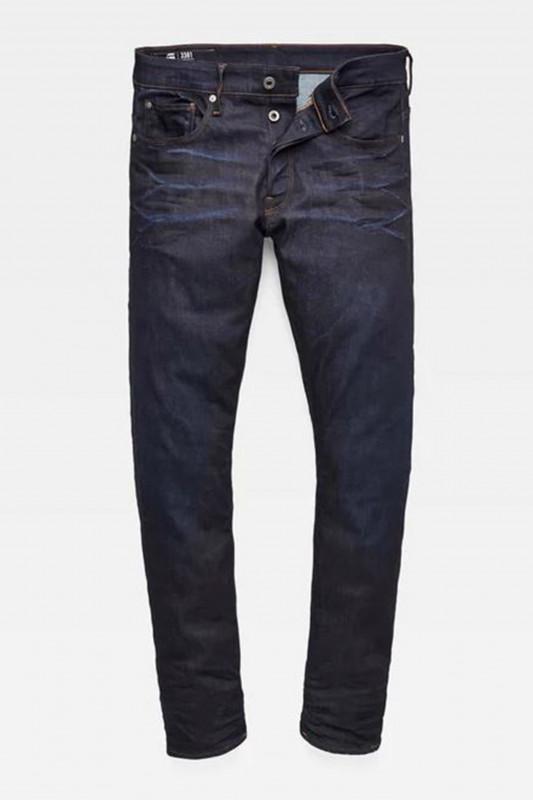 """G-STAR RAW Herren Jeans - """"3301 Tapered dk aged Visor"""""""