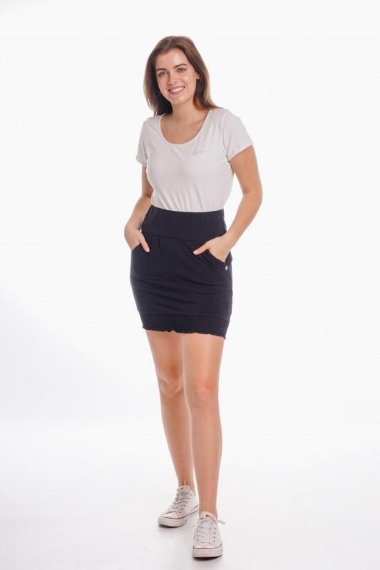 """STRANGE Damen Rock - """"FRIDA Skirt black"""""""