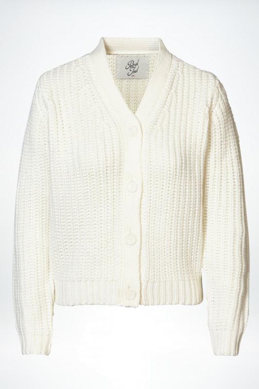 "PETROL Damen Pullover - ""Knitwear Cardigan"""