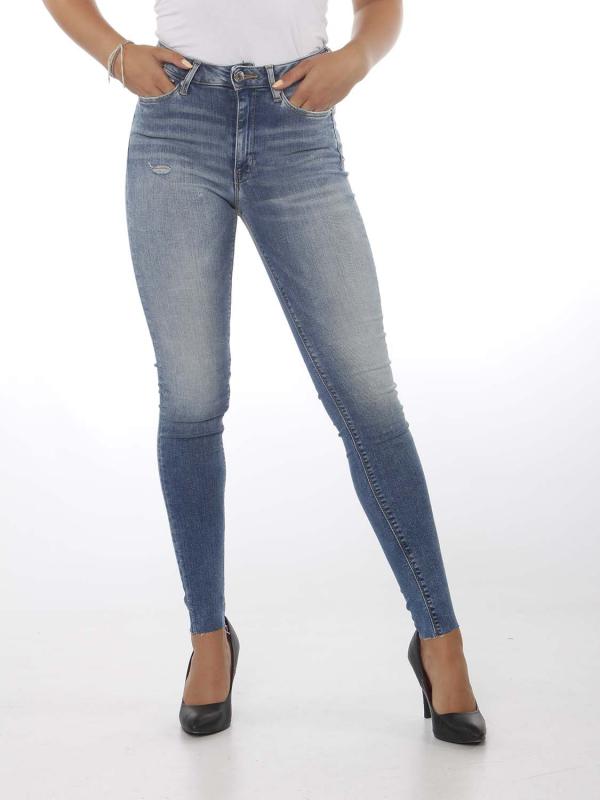 """Tommy Hilfiger Damen Jeans - """"Sylvia HR Super skinny ankle r"""""""