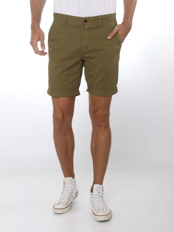 "Tommy Hilfiger Herren Shorts - ""Essential Chino Short Uniform"""