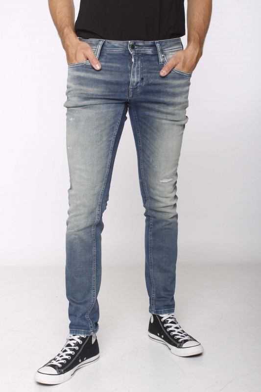 "ANTONY MORATO Herren Jeans - ""OZZY FA750257 blue"""