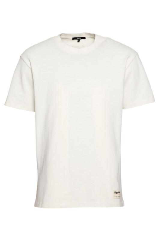 "TIGHA Herren T-Shirt - ""Tanko T-Shirt powder white"""