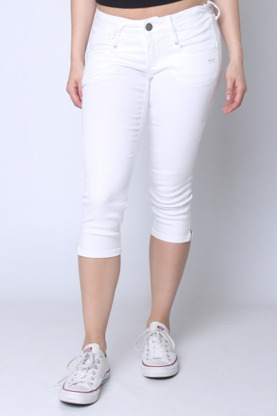 "GANG Damen Jeans - ""Nena 3/4 white"""